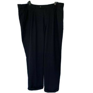 George Pleated Trousers Pants Business 42x32